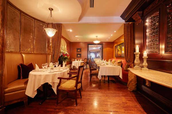 Bacchus Restaurant