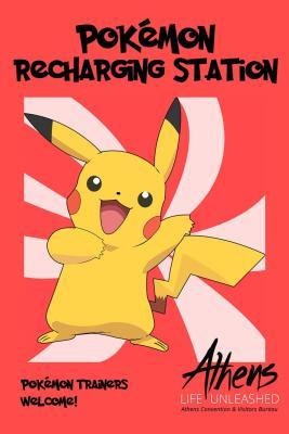 pokemon recharging station