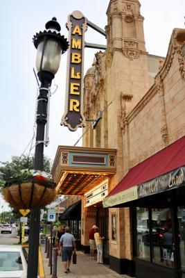 Downtown Ambler - Jessica Lawlor
