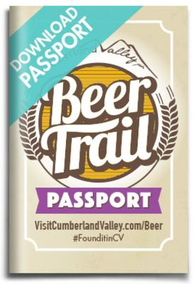Beer Trail Passport Cover