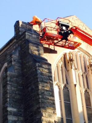 Washington Memorial Chapel Renovation