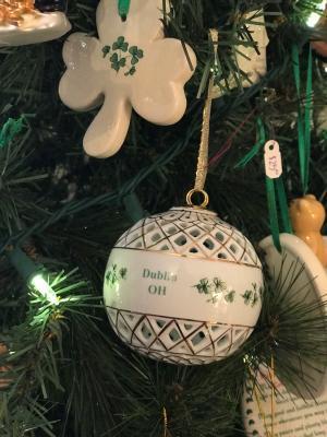 Dublin, Ohio Ornament
