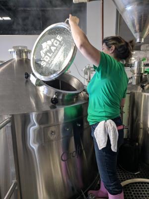 Bridgette- Solace Brewing
