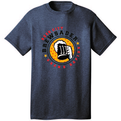 Beer City Brewsader Shirt