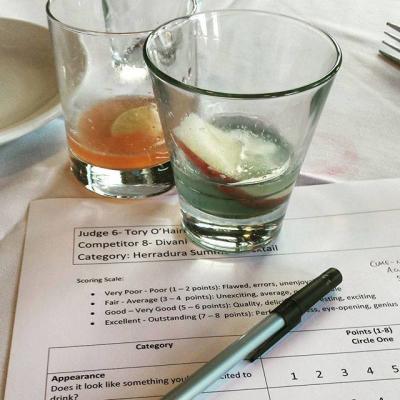 Missad Judges Grand Cocktail Competition