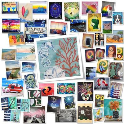 summer painting with a twist skippack