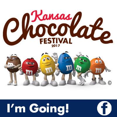 I'm Going! 2017 Kansas Chocolate Festival