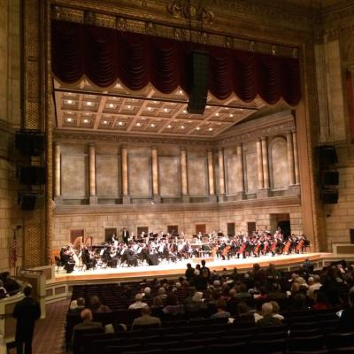 Concert at Eastman Theatre shows our music culture