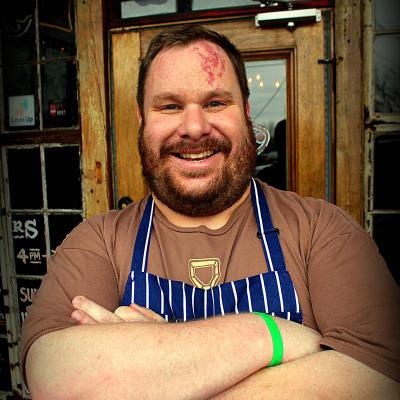 Chef Ron Eyester Headshot