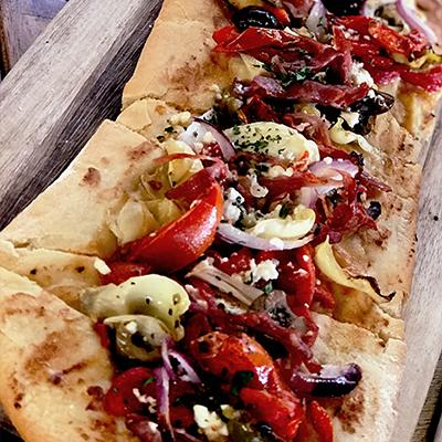 Greek Flatbread Monte De Oro