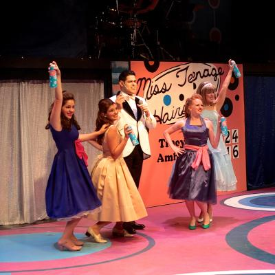 Columbus Children's Theatre performance of Hairspray