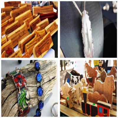 Grapevine Market collage