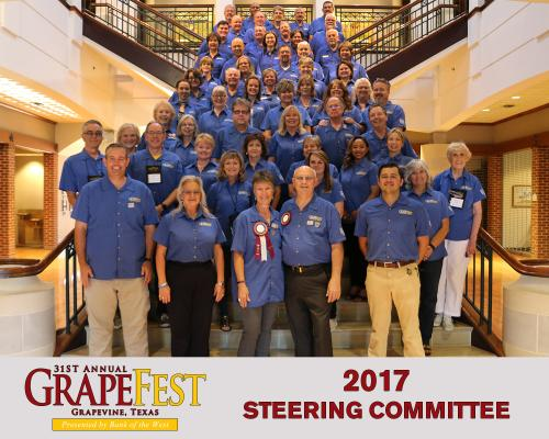 GrapeFest Volunteers