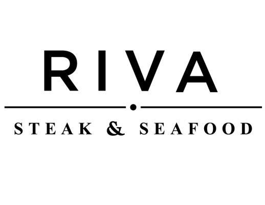 RIVA Steak & Seafood Logo