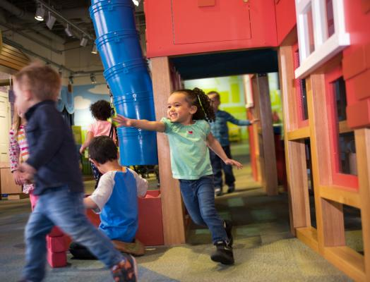 Whitaker Center - Harrisburg - Kids at Play