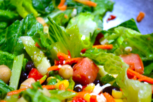 Harvest table salad (divine dishes) 600x400