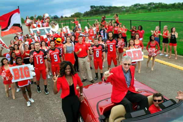 Lamar Homecoming Parade