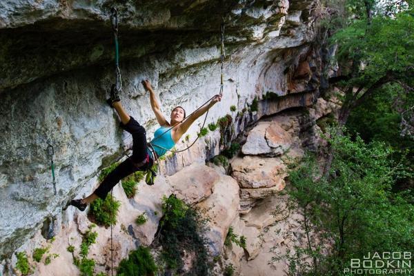 Climbing Reimer's Ranch