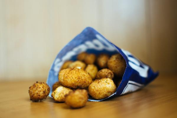 Favorite Cheese Curds - Culver's - Photo by: Kelsey Smith