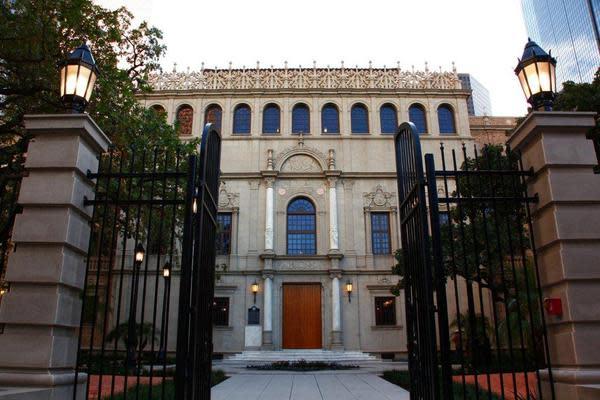 Julia Ideson Library Building, Houston