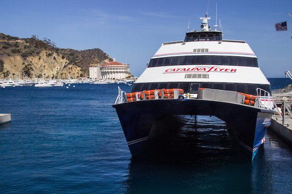 A Catalina Island ferry is the most common way to make the mile trip to Catalina Island from the Los Angeles mainland. Your destination, Santa Catalina Island, is part Los Angeles County with law enforcement provided by the Los Angeles County Sheriff's Department. Avalon, the island's only municipality, is governed by its own city council.