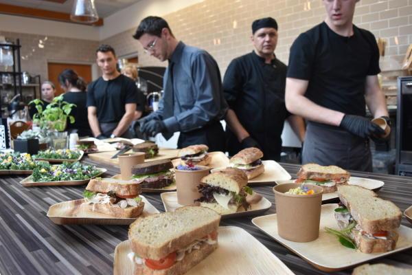 Empyrean Cafe - Fort Wayne, IN