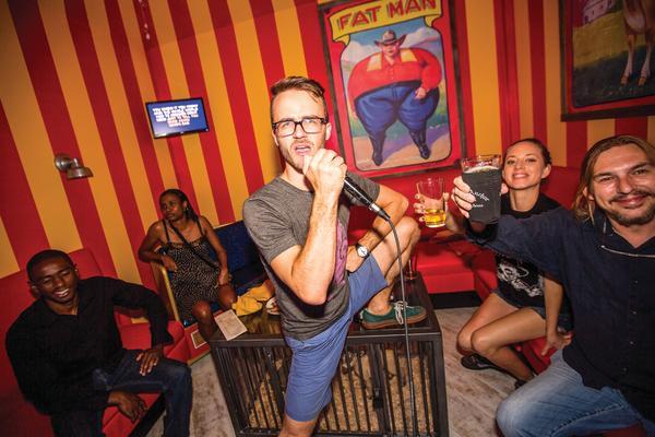 The Highball Karaoke Room