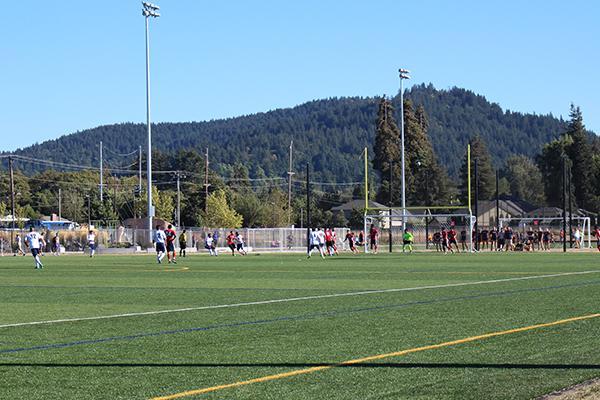 2016 NWAC Fall Festival Soccer Game