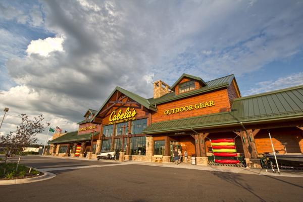 Cabela's in Grand Rapids