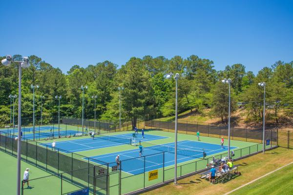 John Drew Tennis Center