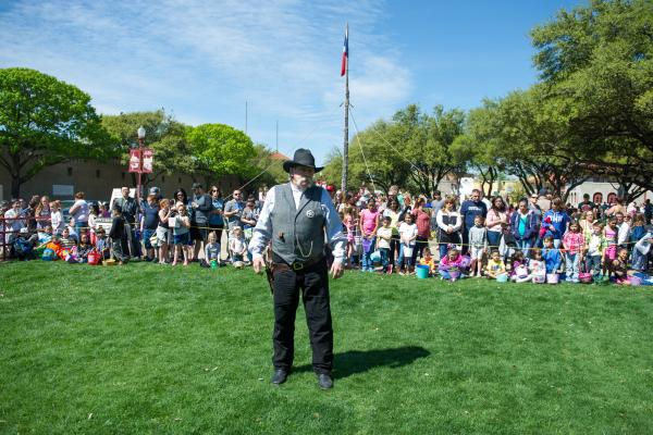 Texas-sized Easter Celebration