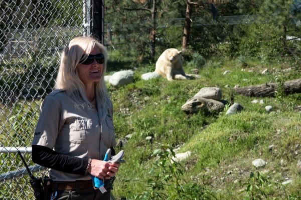BC Wildlife Park Keeper