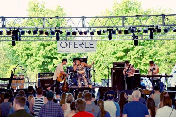 Three Rivers Festival Concert - Fort Wayne, IN