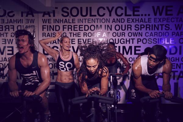 SoulCycle Classroom