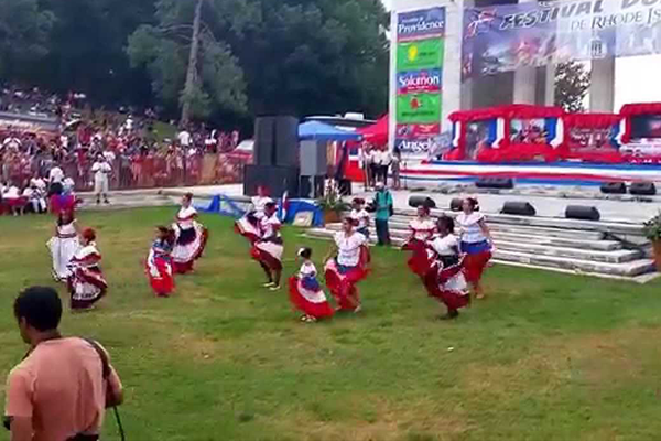 Domincan Festival