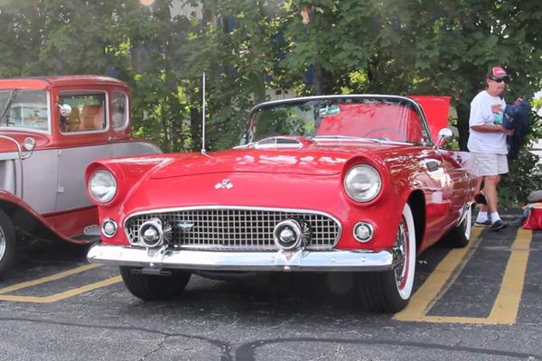 Ed Lang's Car Show