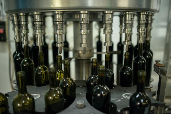 Bottling Napa Valley Wine