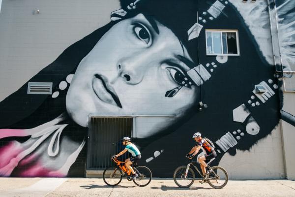 Wide Open Walls Bike