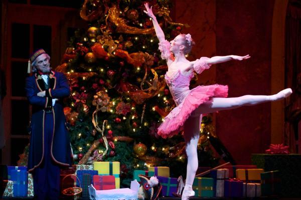 Copy of Nutcracker performance by Carolina Ballet