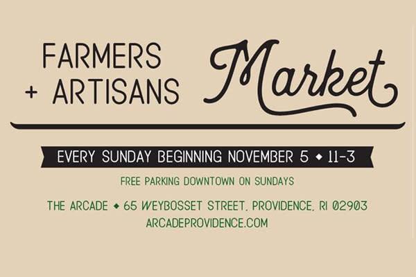 arcade farmers market