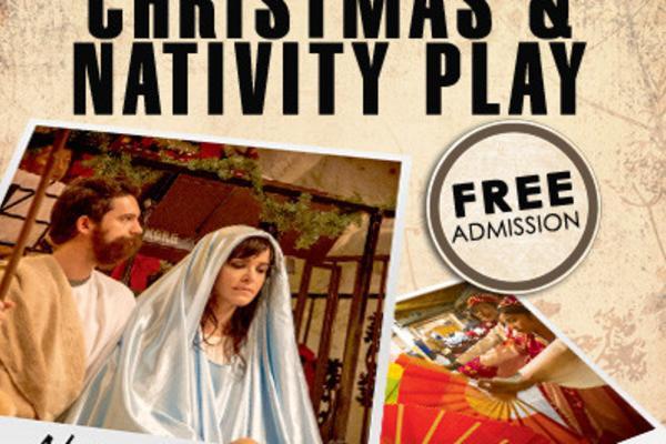 Huntington Beach Old World Annual Live Nativity