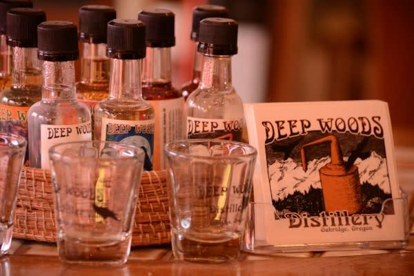 Deep Woods Distillery by Colin Morton