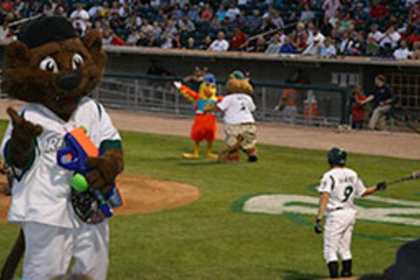 Community Nights at RailCats