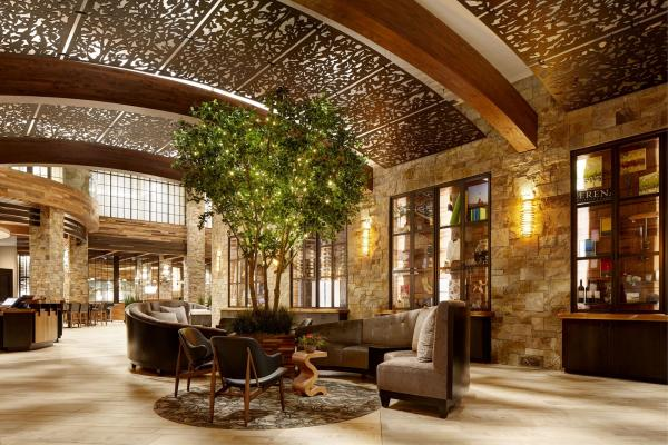 Archer Hotel Lobby