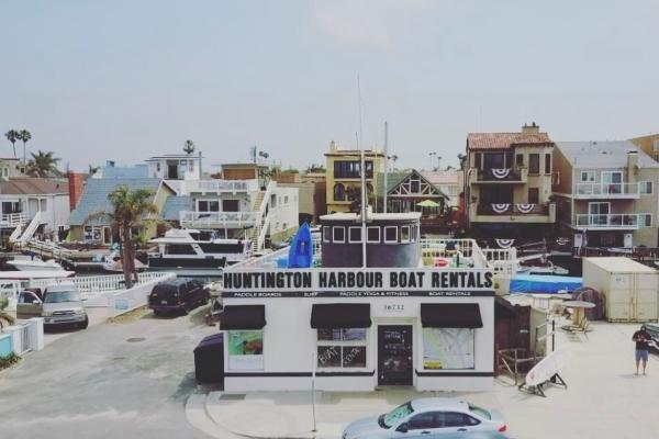 Huntington Harbour Boat Rentals