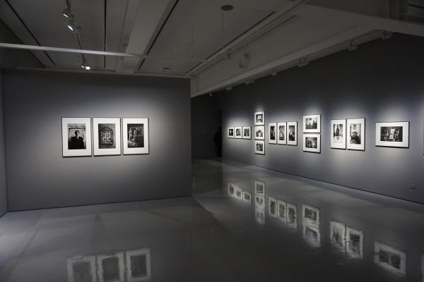 art gallery exhibit