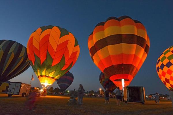 Columbus Hot Air Balloon Festival