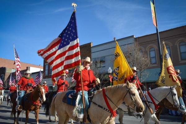 Lawrence Horse Drawn Parade