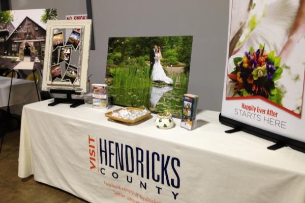 Copy of VHC booth at Bridal Show