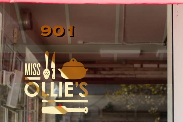 Miss Ollies Exterior